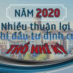 Tháng 3/ 2020: Thời điểm tuyệt vời để đầu tư vào Thổ Nhĩ Kỳ