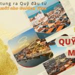 Quỹ đầu tư Bồ Đào Nha: Tuyến đường mới lấy Golden Visa sinh lời cao