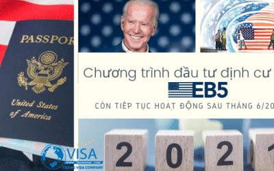 Chương trình đầu tư Mỹ EB-5 liệu có tiếp tục hoạt động sau tháng 6/2021?